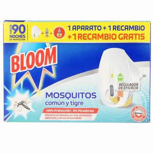 Insecticides  BLOOM MOSQUITOS aparato eléctrico Bloom
