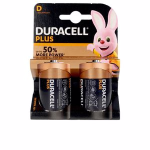 Batterien DURACELL PLUS POWER LR20/MN1300 pilas Duracell