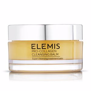 Make-up remover - Facial cleanser PRO-COLLAGEN cleansing balm Elemis