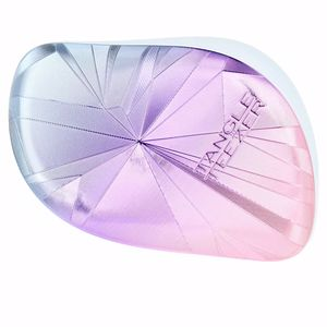 Hair brush COMPACT STYLER limited edition #Smashed Holo Blue Tangle Teezer