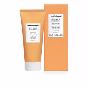 Faciales SUN SOUL aftersun face cream Comfort Zone