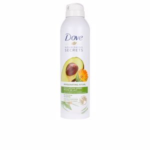 Body moisturiser INVIGORATING RITUAL avocado oil body spray Dove