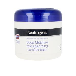 Face moisturizer - Body moisturiser DEEP MOISTURE fast absorbing comfort balm Neutrogena