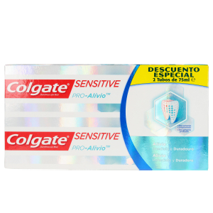 Bath Gift Sets SENSITIVE PRO-ALIVIO PASTA DENTIFRICA SET Colgate