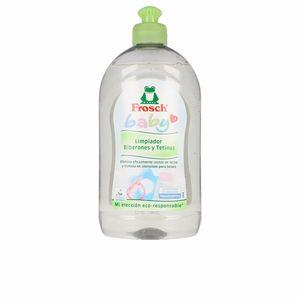 More house cleaners FROSCH BABY ecológico limpiador biberones y tetinas Frosch