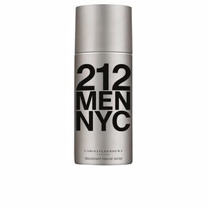 Desodorante 212 NYC MEN deodorant spray Carolina Herrera
