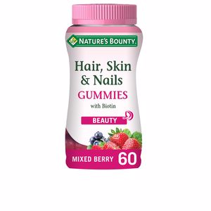 Otros suplementos HAIR,SKIN & NAILS GUMMIES Nature's Bounty