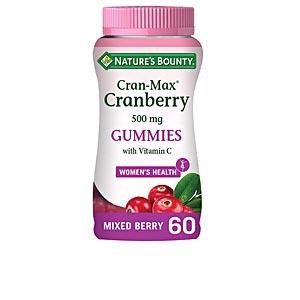 Otros suplementos N´s B-Cran-Max CRANBERRY 500mg GUMMIES Nature's Bounty