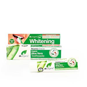 Toothpaste ALOE VERA pasta de dientes Dr. Organic