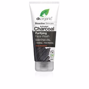 Facial cleanser CARBÓN limpiador facial Dr. Organic