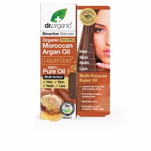 Hair moisturizer treatment ARGÁN aceite puro Dr. Organic