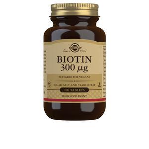 Vitaminas BIOTINA 300 µg