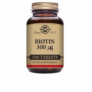 Vitamins BIOTINA 300 µg