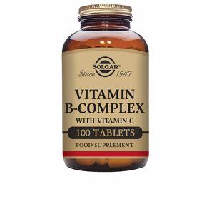 Vitamins B-COMPLEX con VITAMINA C Solgar
