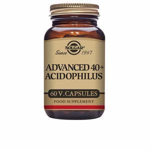 Otros suplementos 40 PLUS ACIDOPHILUS AVANZADO Solgar