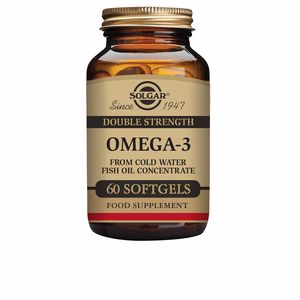 Omegas and fatty acids OMEGA-3 ALTA CONCENTRACIÓN Solgar