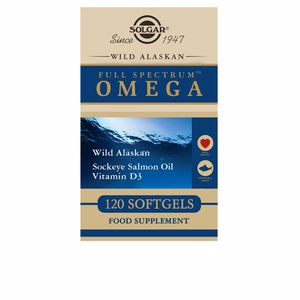 Omegas and fatty acids FULL SPECTRUM™ OMEGA Solgar