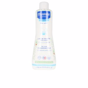 Baby cream & kids cosmetics BÉBÉ cleansing milk no rinse 750 ml Mustela