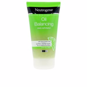 OIL BALANCING daily exfoliator 150 ml