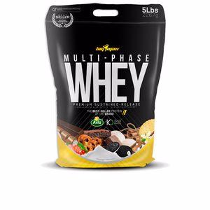 Protéine séquentielle - Caséine MULTI-PHASE whey #fresa