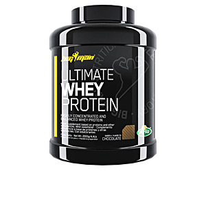 Concentrado sérico ULTIMATE whey protein #chocolate Bigman