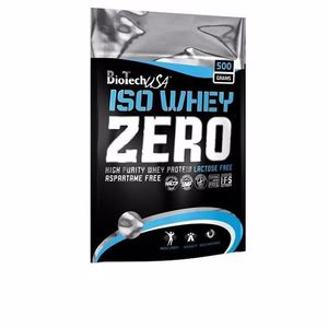 Isolated whey protein ISO WHEY ZERO proteína #chocolate Biotech Usa