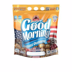 Harinas y cereales GOOD MORNING instant oatmeal #brownie Max Protein