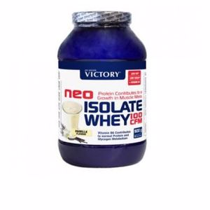Isolated whey protein NEO ISOLATE WHEY 100 CMF vainilla Victory