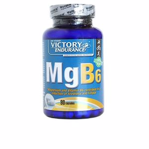 Vitamins - Minerals and trace elements MG B6 magnesio + vitamina B6