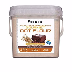 Flours and grains GOURMET OAT FLOUR brownie Weider