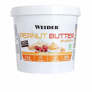Creme para barrar PEANUT BUTTER SMOOTH original Weider