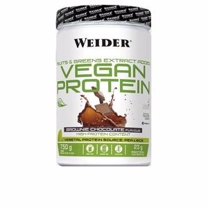 Proteínas vegetais VEGAN PROTEIN brownie-chocolate Weider