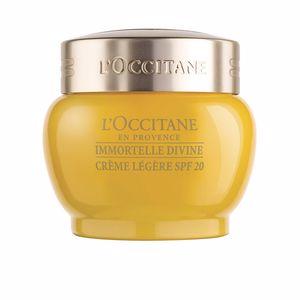 Cremas Antiarrugas y Antiedad IMMORTELLE crème divine SPF20 L'Occitane