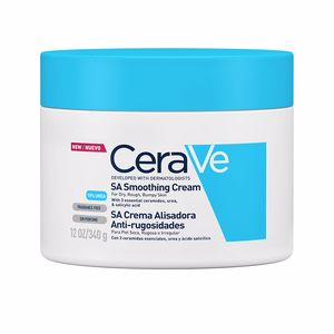 Face moisturizer - Body moisturiser SA SMOOTHING CREAM for dry, rough, bumpy skin Cerave