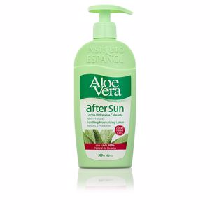 ALOE VERA aftersun loción calmante 300 ml