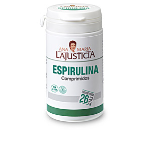 Amino-acids and proteins ESPIRULINA comprimidos Ana María Lajusticia
