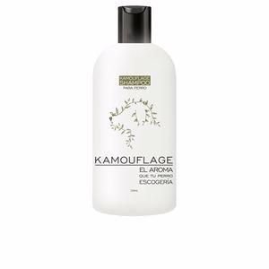 Szampon dla zwierząt KAMOUFLAGE shampoo para perro Kamouflage