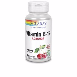Vitamins VIT B12 2000 MCG Solaray