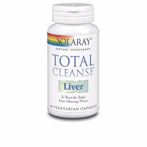 Otros suplementos TOTAL CLEANSE LIVER Solaray