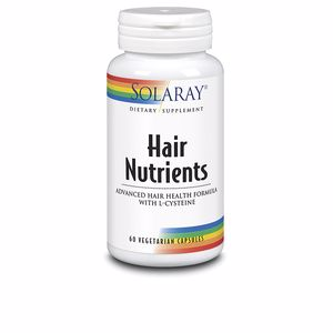 Otros suplementos HAIR NUTRIENTS™ Solaray