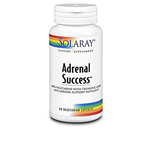 Otros suplementos ADRENAL SUCCESS Solaray