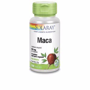 Otros suplementos MACA 525 mg Solaray