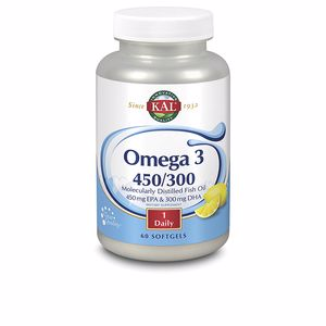 Omegas and fatty acids OMEGA 3 450/300 Kal