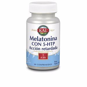 Otros suplementos MELATONIN 1,9 + 5HTP