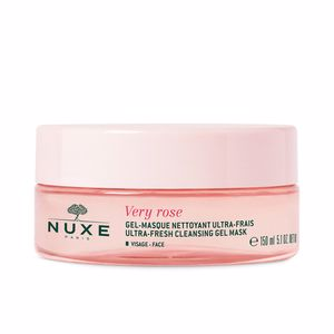 Face mask VERY ROSE gel-masque nettoyant ultra frais visage Nuxe