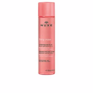 Exfoliante facial VERY ROSE lotion peeling eclat Nuxe