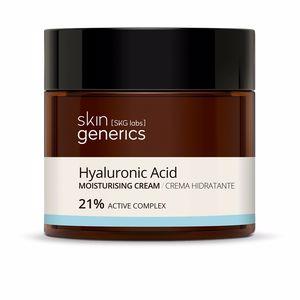 Face moisturizer ÁCIDO HIALURÓNICO crema hidratante 21% Skin Generics