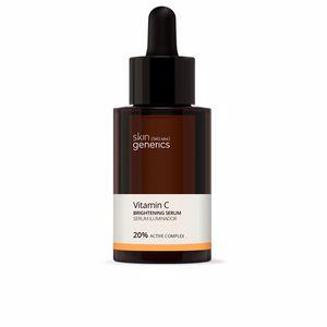 Antifatigue Gesichtsbehandlung - Antioxidative Behandlungscreme - Creme gegen Hautunreinheiten VITAMINA C serum iluminador 20% Skin Generics