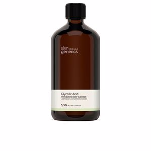 Tônico facial - Esfoliante facial GLYCOLIC ACID limpiador antimperfecciones 5,5% Skin Generics