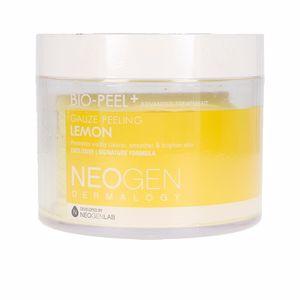 Face scrub - exfoliator - Facial cleanser LEMON gauze peeling Neogen